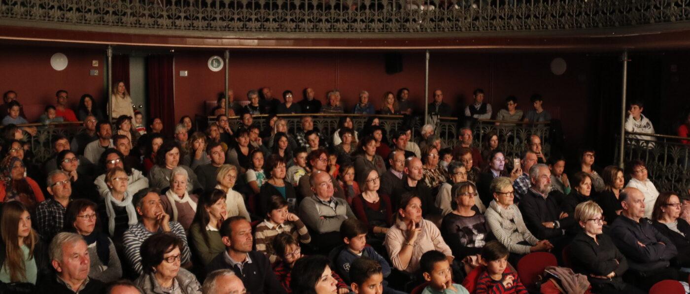 Les entrades per al teatre tindran preus reduïts.