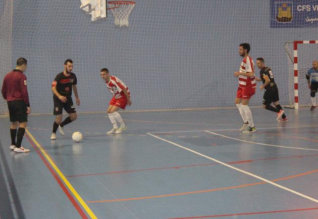 Derbi entre vallencs i vila-rodonins a la Copa Tarragona, en imatge d'arxiu
