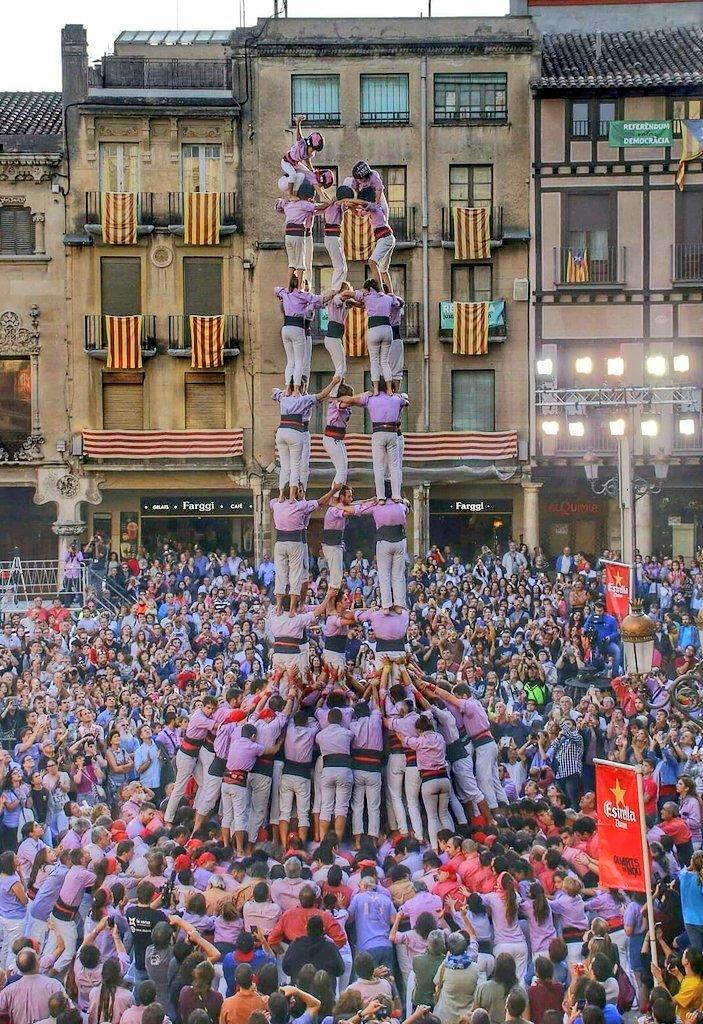5 de 9f de la Colla Jove Xiquets de Tarragona