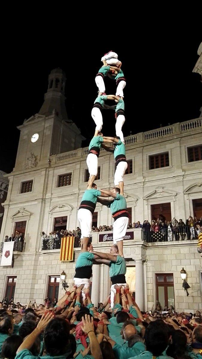 2 de 8sf de Castellers de Vilafranca