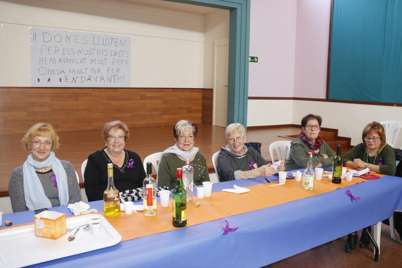 Imatge de l'acte que ha tingut lloc a Vila-rodona.