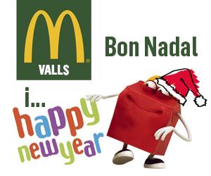 MC DONALDS BON NADAL