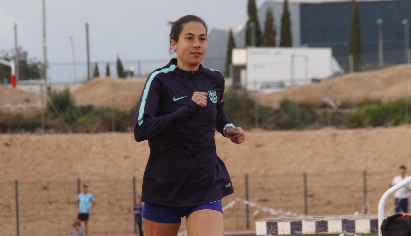 Marta Galimany buscarà la marca mínima pels Jocs Olímpics de Tòquio